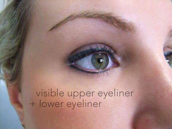 Permanent Makeup for Eyes | Upper and/or Lower Eyeliner